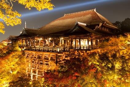 京都・清水寺